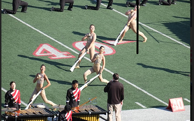 2017 Marching Band Field Shows