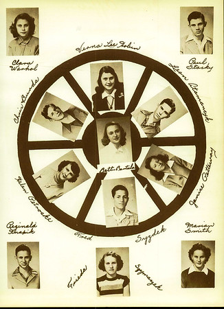 1949 Bremond High School Yearbook