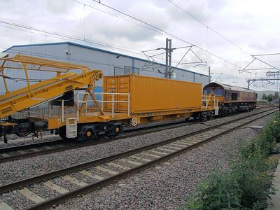 IFA (Uakks) - Bogie Barrier Wagon (HOBC)