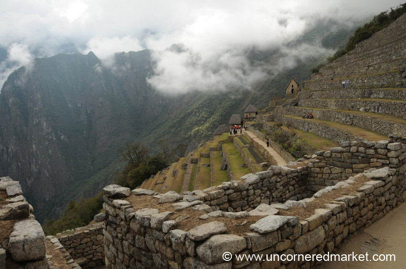 Early Morning at Machu Picchu - Peru