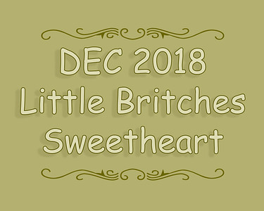 Dunmore Little Britches Sweetheart 2018
