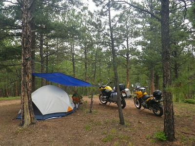 Camping 7-14