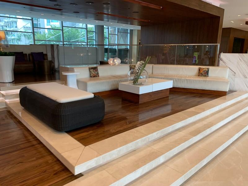 W Hotel Sentosa Cove Lobby