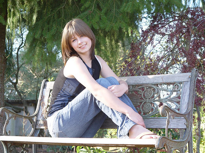 Anwen's Senior Pictures - January 2008