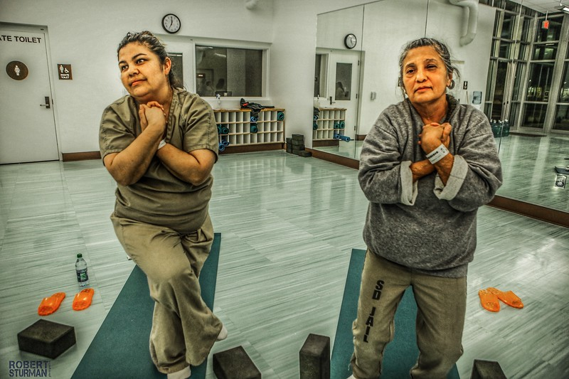 Las Colinas Women's Detention Facility ~ San Diego County, California