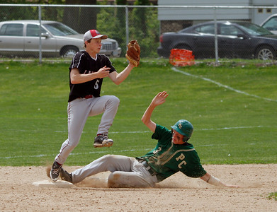 Varsity Baseball 5-22-2010