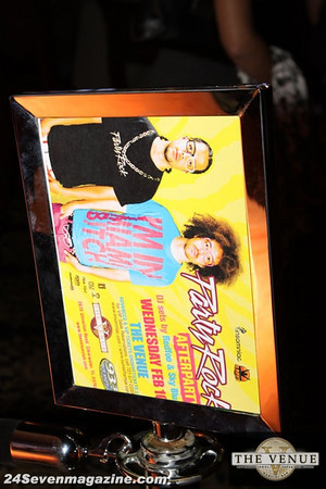 LMFAO & Will-I-Am official afterparty and Performance at Venue... Wednesday February 10, 2010 Savable