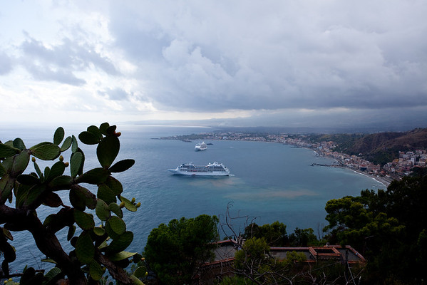 Highlights of Mediterranean Cruise 2009