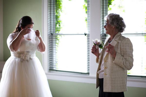 Naomi's Wedding Flowers