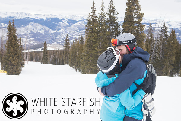 Beaver Creek Marriage Proposal - Red Buffalo - Taylor and Deepa