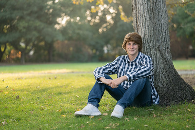 Bryson Senior Photos