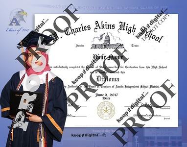 2017 Akins Keedjit Diploma Proofs