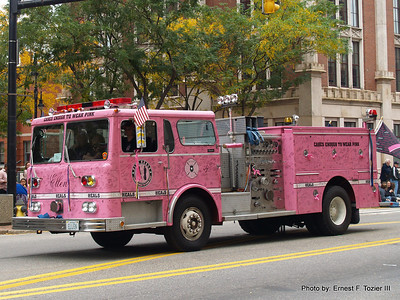 Manchester, NH Fire Prevention Parade 10/7/2012