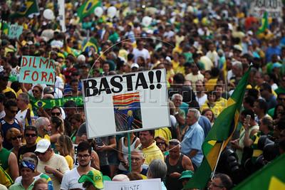 Rio de Janeiro protests