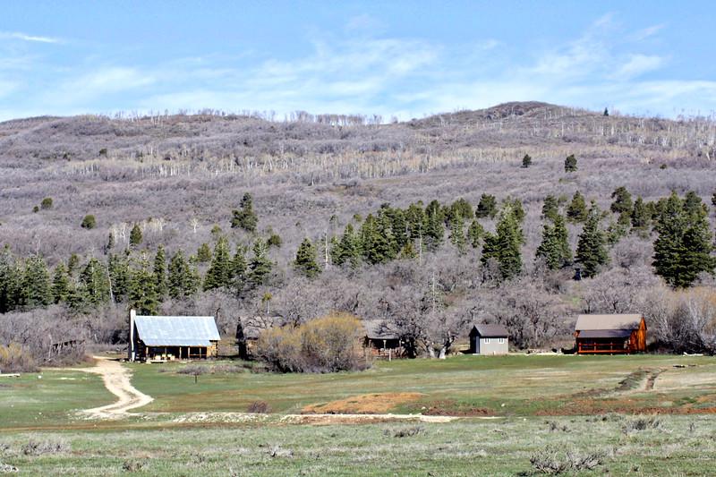 Log settlement near Kolob nation park.jpg