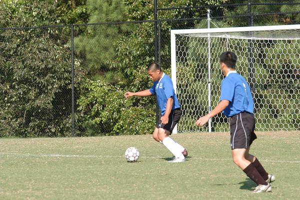 Varsity Soccer vs. Collegiate