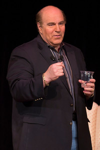 2013-1-19 Steve Solomon: My Mother's Italian My Father's Jewish and I'm in therapy