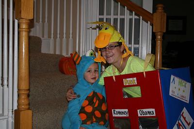 Halloween Costumes - October 2012