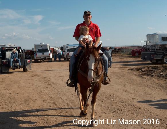 Range Riders Rodeo Day 1