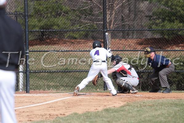 CHCA 2014 Var Baseball vs Milford 03.31