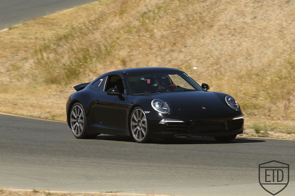 7 Porsche Black