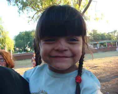 2,000 Niños, 40 Voluntarios, 1 Papá Noel (Fiesta de Navidad, Parque Roca, Buenos Aires)