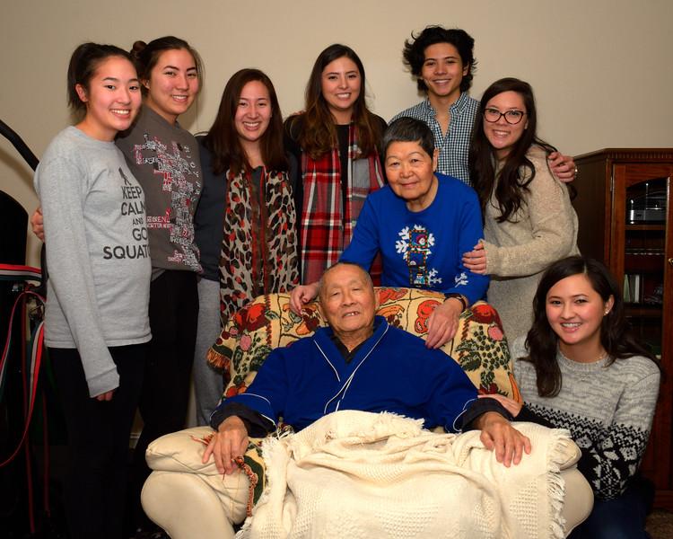 Chen Reunion, December 2016