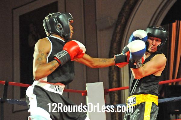 Bout 10 Johnny Ford, Lorenzo Scott, Alliance -vs- Greg Gilbert, West Side BC, Norwalk, 132 lbs Open