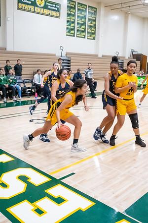 Women's Basketball vs Fullerton