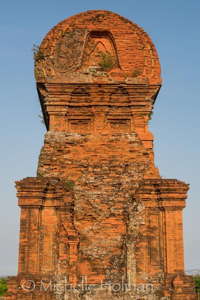 Banh It Cham Temple, Quy Nhon, Vietnam