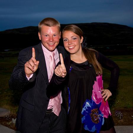 Íslandsmótið í golfi 2009 - Frosti Eiðsson