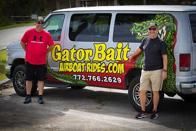 Gator Bait Airboat 2017