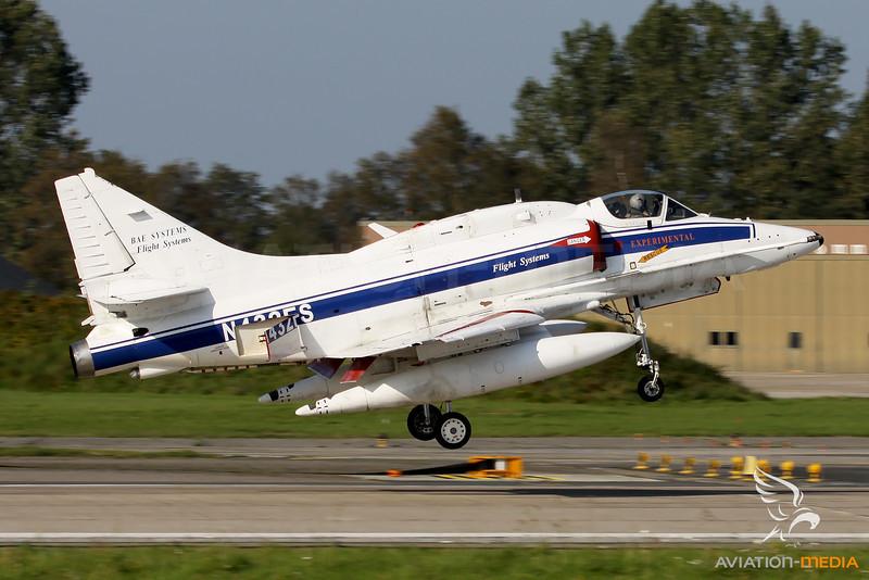BAe Systems / McDonnell Douglas A-4N Skyhawk / N432FS