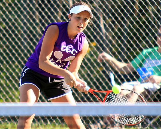 2013 CEC Girls Tennis