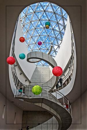 The Dali Museum, St. Petersburg, FL 2017