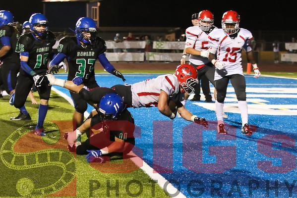 09-18-15 BHS vs RCB Varsity Football