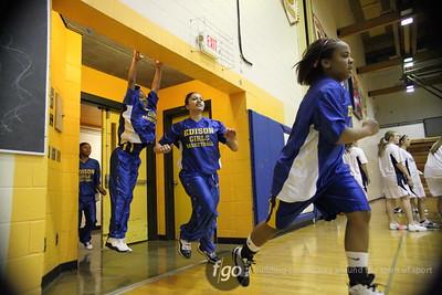 Legacy v Minneapolis Edison Girls Basketball 12-2-10