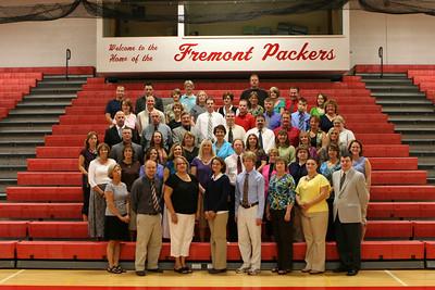 High School Staff 2009-2010