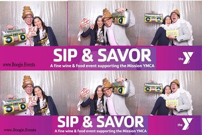 YMCA Sip & Savor