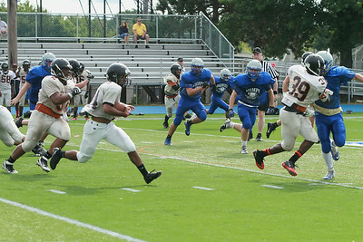 2014 Scrimmage vs Stoughton Varsity
