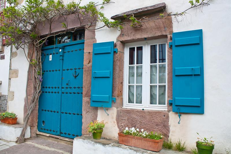 Ainhoa, French Basque Country