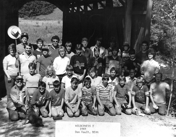 Camp Photos 1983