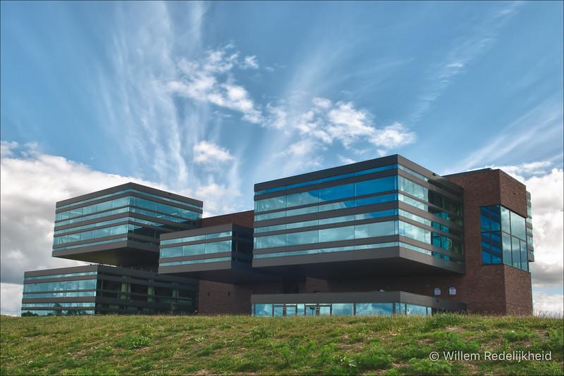 Futuristic Architecture @ Papendorp
