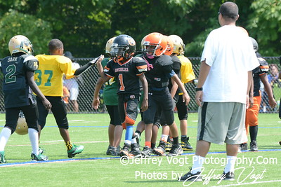 08-16-2014 Montgomery Village Sports Association Chiefs vs Overlea Mighty Mites, Photos by Jeffrey Vogt Photography