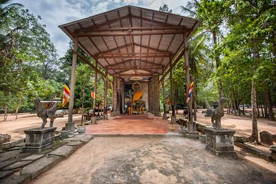 Modern Pagodas of Angkor