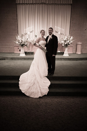 Leah & Bruce Wedding