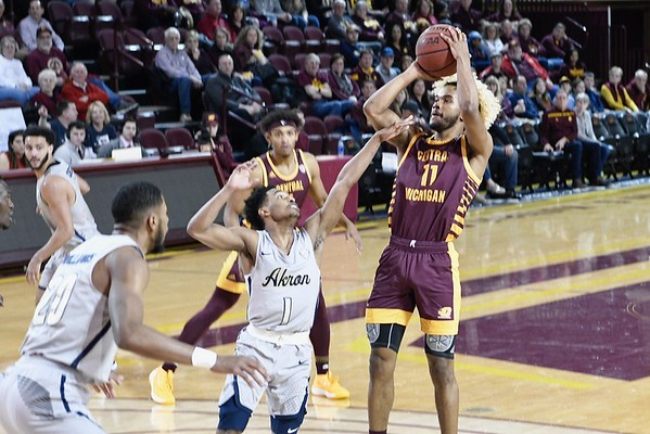MS CMU vs Toledo Mens Basketball
