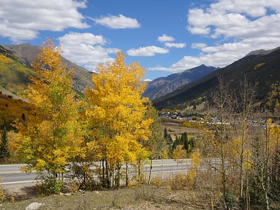 2018-09  Fall Colors in the San Juan Mountains