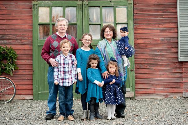 Beyel Family 2017