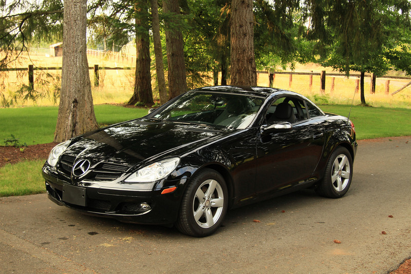 Nick Black SLK 280 Mercedes-1.JPG